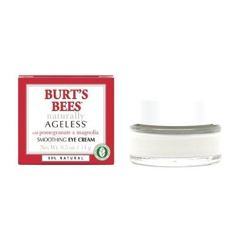 凑单品:Burt's Bees 小蜜蜂 Naturally Ageless Line Smoothing 紧致平皱眼霜