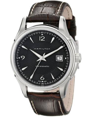 HAMILTON 汉米尔顿 JazzMaster 爵士系列 H32515535 男款机械腕表