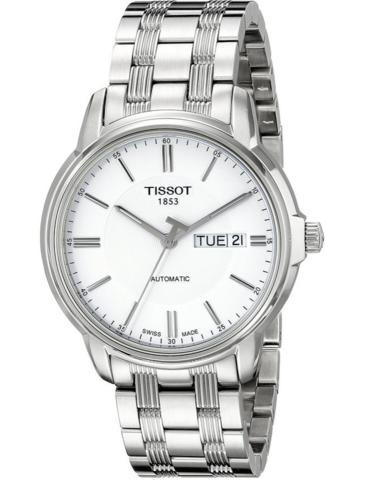 Prime会员专享:Tissot  天梭 T-CLASSIC T065.430.11.031.00 男士机械腕表