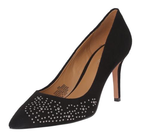 凑单品,限尺码:Nine West 玖熙 Rdytomingl 女士高跟鞋