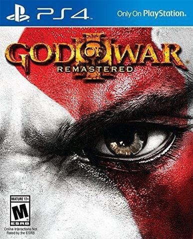 限Prime会员:《God of War 3 Remastered》战神3 PS4重制版 盒装