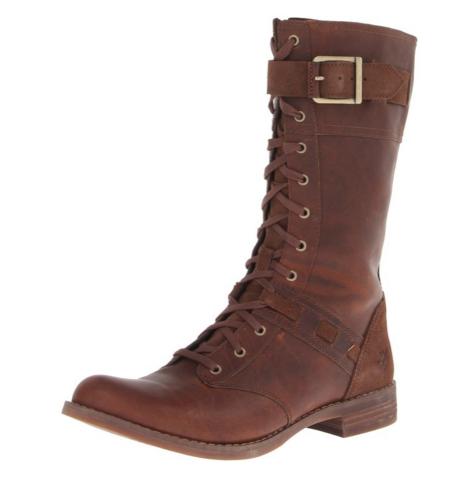 Timberland Savin Hill Mid Lace 女靴