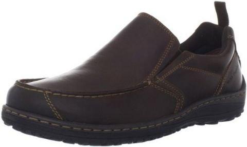 限7.5码:Hush Puppies 暇步士 Belfast MT 男款休闲皮鞋