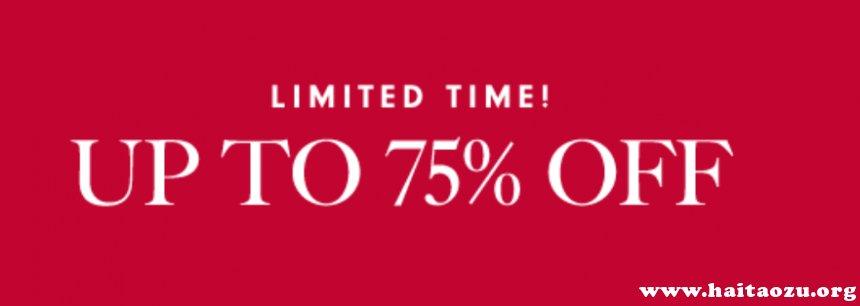Neiman Marcus:精选 时尚服饰鞋包 低至2.5折 - 海淘优惠海淘折扣|55海淘网