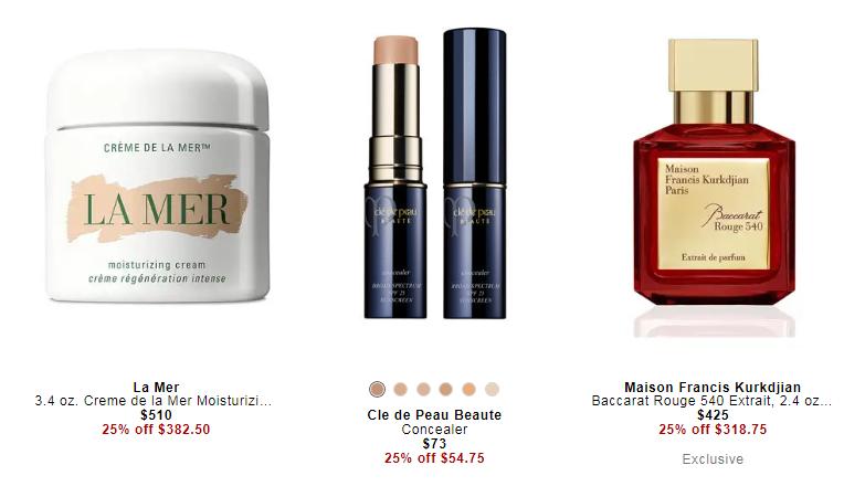 升级!Neiman Marcus:各路美妆大牌 无门槛7.5折+品牌满赠 - 海淘优惠海淘折扣|55海淘网