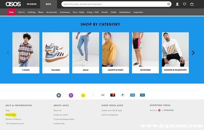 【亚太站直邮中国】ASOS:精选女士服饰鞋履 低至3折 - 海淘优惠海淘折扣|55海淘网