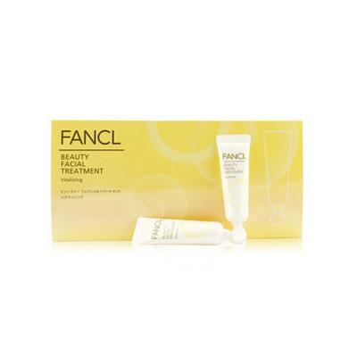 FANCL亮滑精华软膜-滋养修护成分分析