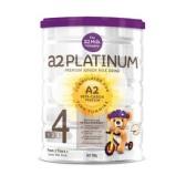 【好价补货】A2 白金 4段婴儿配方牛奶粉 3岁以上 900g 澳币27.99(约137元)