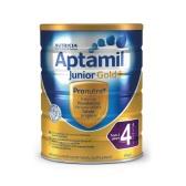 【全场包税】Nutricia Aptamil 爱他美 金装4段婴幼儿配方奶粉 2岁+ 900g 澳币19.99(约97元)
