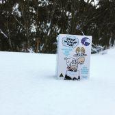 【3件5澳】PharmaDeal中文站:精选 Snowy Mountain 澳洲天然羊奶皂 3件5澳+包税直邮