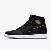 超值!Air Jordan 1 Retro High OG 大童款篮球鞋 成人可穿 $77.97(约516元)