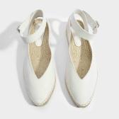 【额外7折+直邮中国】Stuart Weitzman TOGA 女式草编休闲鞋 €308(约2,325元)