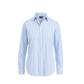 POLO RALPH LAUREN Lace-Up-Back Cotton Shirt 拉夫劳伦 女士 棉质 衬衫 $69.99(约447元)