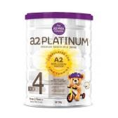 【1-4段货全】A2 白金 4段婴儿配方牛奶粉 3岁+ 900g 30.49澳币(约149元)