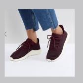 adidas Originals Tubular Shadow 阿迪达斯 酒红色 小椰子 £56(约495元)