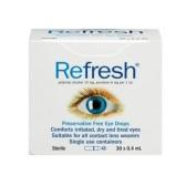 【免邮中国】Refresh 滋润滴眼液 0.4ml*30支 11.99澳币(约59元)