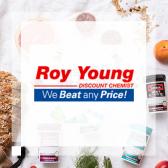 【支付宝日】Roy Young 中文网:全场澳洲食品保健、母婴用品等 满90澳免首重+保健品低至5折