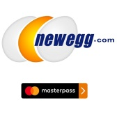 Newegg:Masterpass 结账额外满减 满$100减$10/满$200减$25