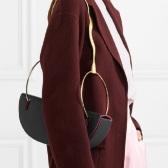 【都市潮流】ROKSANDA Elba 纹理皮革单肩包 £419(约3,676元)
