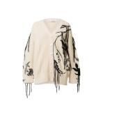 德国热门女装品牌 Dorothee Schumacher 白色羊毛开衫 $650(约4,430元)