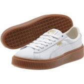 【亲友特卖会最后半天】Puma 彪马 Basket Platform Core 女子厚底板鞋 $56.24(约385元)