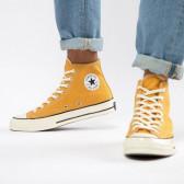 Converse Chuck Taylor All Star '70 匡威复古黄色帆布鞋 $85(约582元)