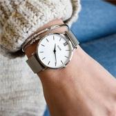 CLUSE 银色编织表链简约时尚腕表 CL30009 £70.31(约621元)