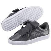 【码全!亲友特卖会】Puma 彪马 Basket Heart Patent 女款蝴蝶结板鞋 $46.75(约321元)
