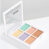 凑单好物!NYX Professional Makeup 6色修容遮瑕盘 $17.5(约120元)