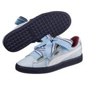 【补货!亲友特卖会最后半天】Puma 彪马 Basket Heart New School 女子蝴蝶结板鞋 $46.75(约320元)