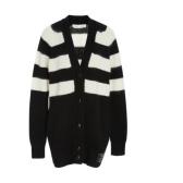 Proenza Schouler PSWL 黑白条纹开衫 $695(约4,747元)