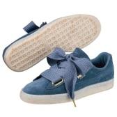 【黄金码有!亲友特卖会】Puma 彪马 Basket Heart 女士蝴蝶结板鞋 $41.24(约283元)