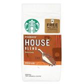【中亚Prime会员】Starbucks 星巴克 House Blend 研磨咖啡 200g *6袋装 到手价248元