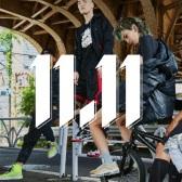 【高返10%】11.11预告来啦!耐克中国:精选 Air MAX、Air FORCE 1、JORDAN 等时尚美鞋 低至5折+2件9折+3件8折+高返10%