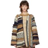Stella McCartney 多色纹理接缝毛衣 港币16,800(约14,821元)