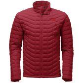 一件免邮!The North Face 北面 Stretch Thermoball 男士保暖夹克 红色 $109.97(约761元)