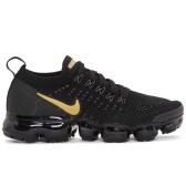 Nike Air VaporMax Flyknit 2 黑金女士运动鞋 $240(约1,663元)