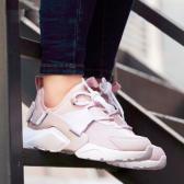 【基本码全】Nike 耐克 Huarache City Low 女子运动鞋 樱花粉 $69.99(约482元)