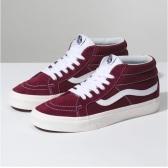 【码全】Vans 万斯 SK8 Mid 男子板鞋 $44.99(约312元)