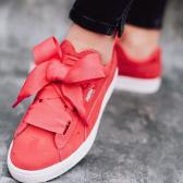 【黄金码有】Puma 彪马 Suede Heart Valentine 大童款板鞋 $29.99(约209元)