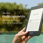 新款防水特價!Kindle Paperwhite 新款 防水輕薄電紙書 €76.99(約609元)
