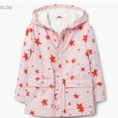 Gymboree Star Raincoat 星星图案雨衣 $17.49(约121元)