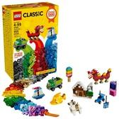 史低价!【2018黑五】LEGO 乐高 经典创意系列 创意积木盒 10704 $20(约139元)
