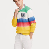 【PO 同系列】POLO RALPH LAUREN CP-93 条纹毛衣 $149.99(约1,028元)