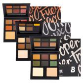 【5姐晒单】Beauty Bay × Jordan Lipscombe  自营品牌6色眼影+双色高光盘 试色实测!