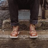 经典必备款 Red Wing 红翼男士工装休闲系带靴 £174.3(约1,522元)