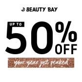 Beauty Bay:JUVIA'S PLACE,BH Cosmetics,Dose of colors 精选美妆护肤 低至5折!