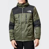 7折!The North Face 男士拼接设计冲锋衣棉衣外套 £105(约917元)