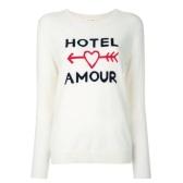 CHINTI & PARKER Hotel Amour 白色毛衣 ¥1,446.4