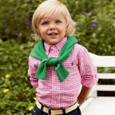 Farfetch:精选 RALPH LAUREN KIDS 童装 低至5折 + 额外8折